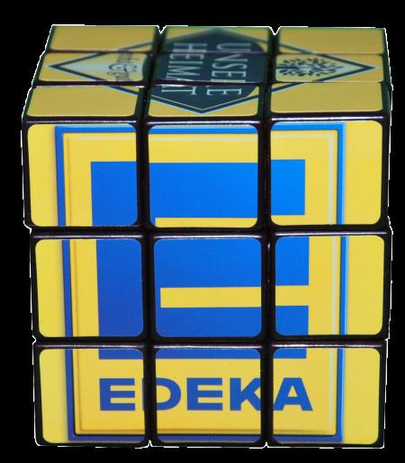 Edeka Zauberwürfel