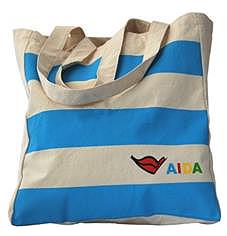 aida jutetasche für strand